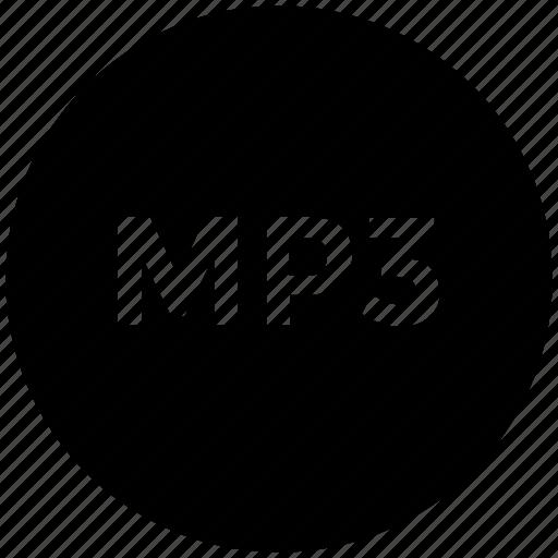 audio cd, audio file, mp3, mp3 cd, mp3 file, music disc icon