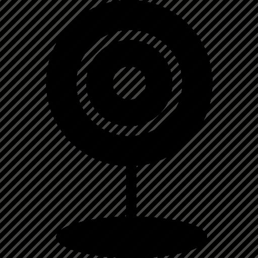 control, observe, recording, surveillance, webcam icon