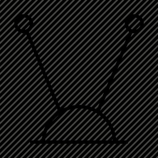 antenna, satellite, signal, tv, video icon