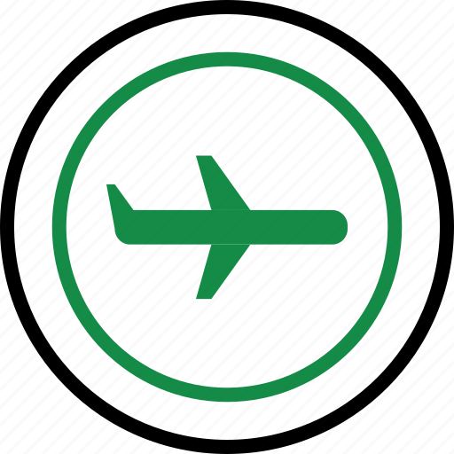 aiair, business, expense, travel icon