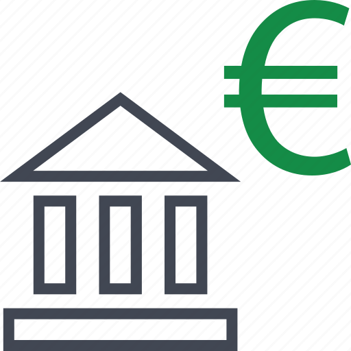bank, banking, invest, loan icon