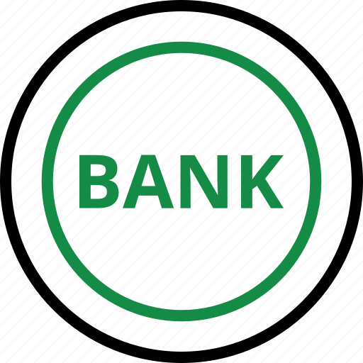 bank, banking, business, online icon