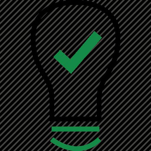 brilliant, business, idea icon