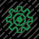 business, gear, wrok icon