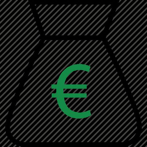 bag, business, money icon