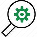 business, options, setup icon