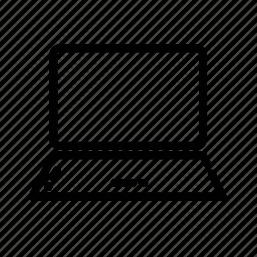 computer, electronics, lap, laptop, laptops icon