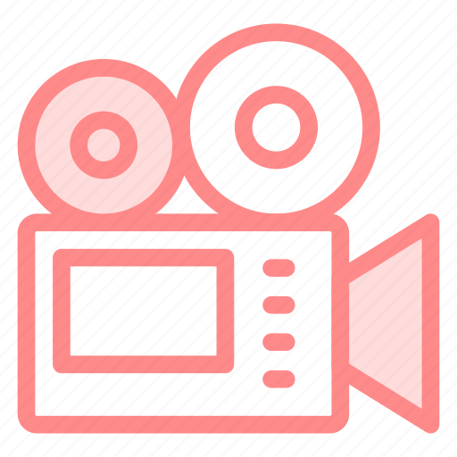 camera, cinema, movie, videoicon icon