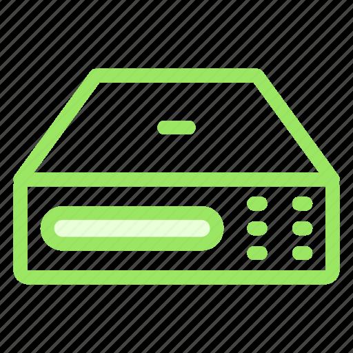 cdplayer, cdreader, dvdplayer, dvedreader icon