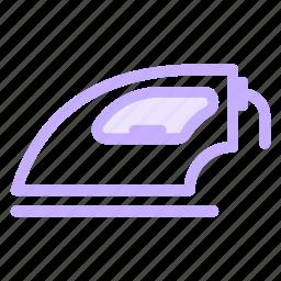 iron, ironing, steamingicon icon
