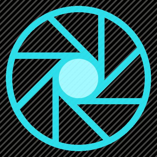 cameraicon, lens, photography, shuttericon icon