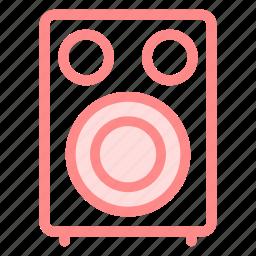 hifi, music, speakericon icon