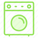clothes, machine, washer, washingicon icon