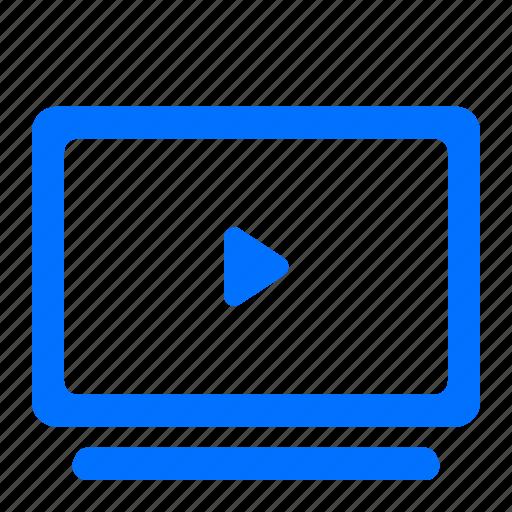 hd, screen, television, tv icon