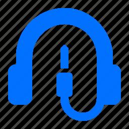 audio, device, headphone, headset icon