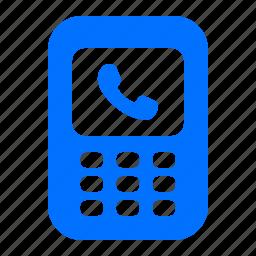 call, electronic, phone, telephone icon