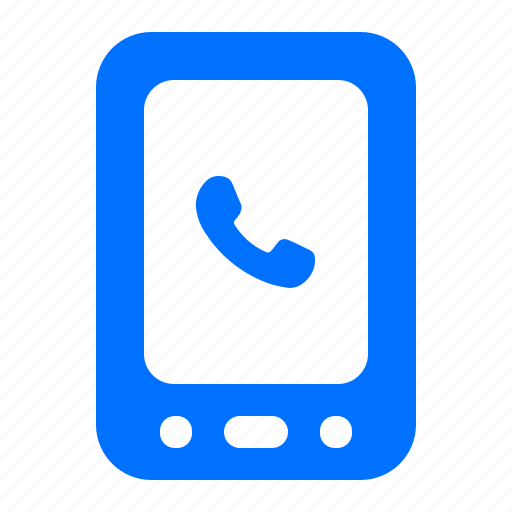 call, device, electronic, smartphone icon