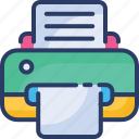 device, line, paper, print, printer, printing, text