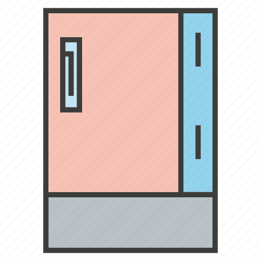 appliance, cold storage, electronic, household, refrigerator icon