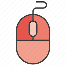 click, computer mouse, device, electronic, gadget, mouse icon