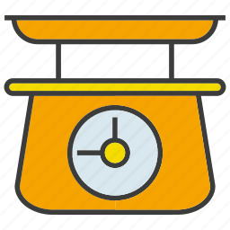 balance, scale, weight icon