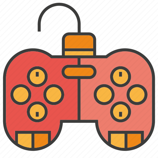 control, electronic, game, game console, joystick, video game icon