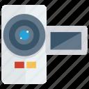 camera, capture, device, gadget, recording icon
