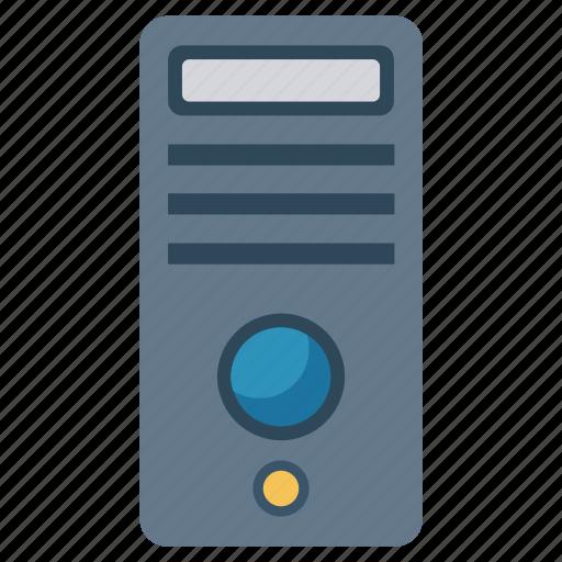 Computer, desktop, hardware, mainframe, pc icon - Download on Iconfinder