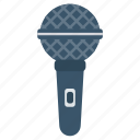 audio, mic, microphone, sound, voice icon