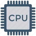 chip, cpu, electronics, micro, processor icon