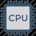 chip, cpu, electronics, micro, processor