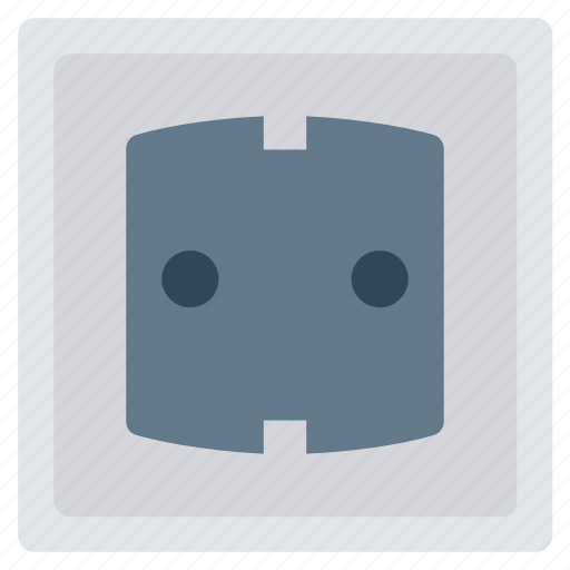 connect, electric, plug, power, socket icon