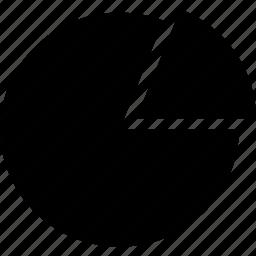 bar, data, graphic icon