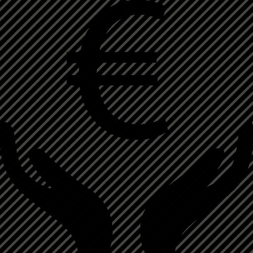 euro, money, uk icon