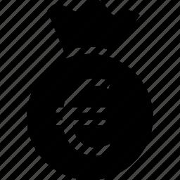 bag, money, uk icon