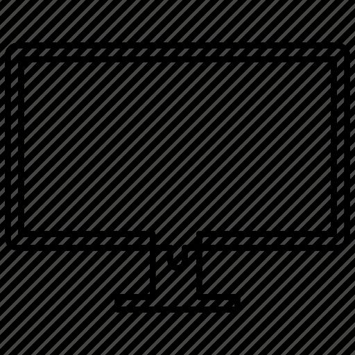 computer, display, monitor, pc, screen icon