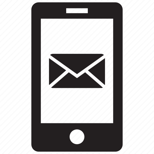 message, mobile, phone, smartphone icon