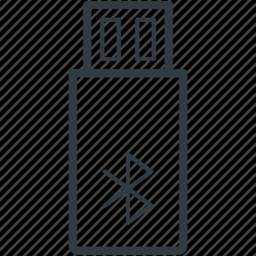 bluetooth adapter, bluetooth device, bluetooth dongle, bluetooth usb, usb icon