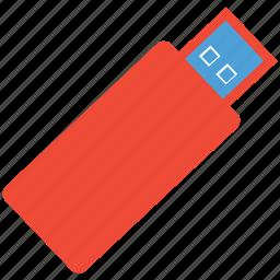 drive, flash, usb, usb stick icon