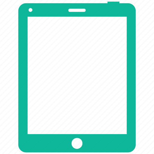 computer tablet, ipad, tablet, tablet or cellphone icon