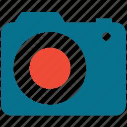 camera, photo camera, slr camera, vintage camera icon