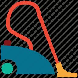 cleaner, hoover, vacuum, wiping vacuum icon