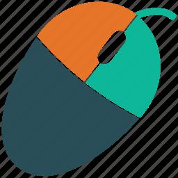 arrow, click, computer mouse, mouse icon