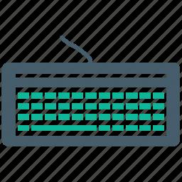 computer keyboard, hardware, input, keyboard icon