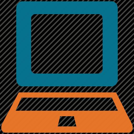 laptop, laptop computer, pc, pc laptop icon