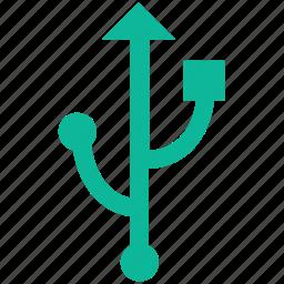 usb, usb logo, usb sign, usb symbol icon