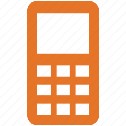 cell phone, cellular phone, mobile, phone icon