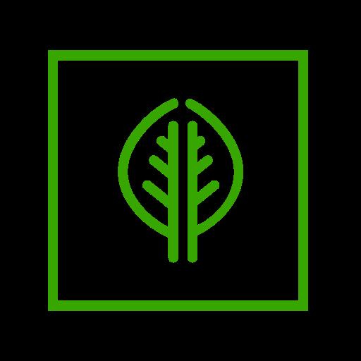 earth, element, square icon