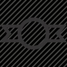 board, decoration, sign, singboard icon