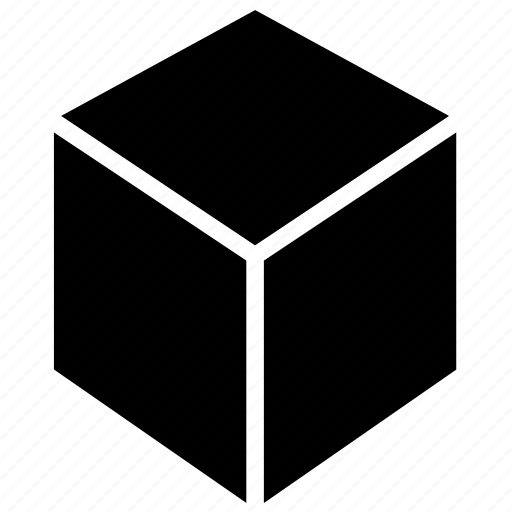 building, cube, element, geometry, object icon